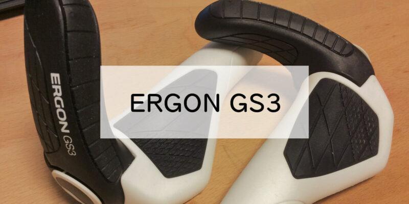 エルゴンGS3ハンドルグリップ
