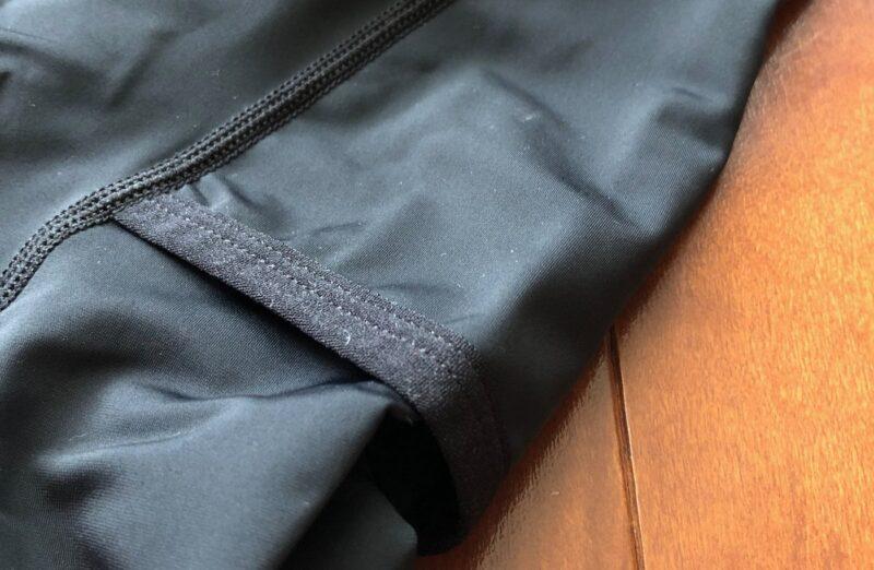 サンティックサイクルジャージのポケット