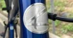 コーダーブルーム自転車のエンブレム